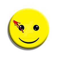 Watchmen Smiley by Mutant-Cactus