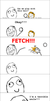 FETCH by SILLYLITTLECOMICS