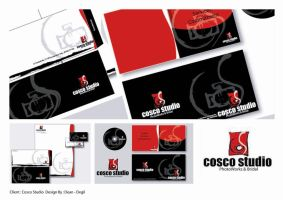 re brand COSCO STUDIO by deanime