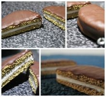 Choco Pie by CraftyAlice