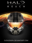 Master Chief - Remember Reach by Svengraph