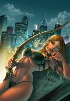 cover for Zenescope Robyn Hood#1 by Yleniadn86