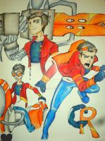 Generator Rex by Methuselah87