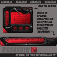 Assassin by conspiracy51guy