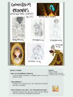 artists profile by marbri