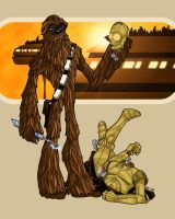 C is for Chewie by JayToTheWorld