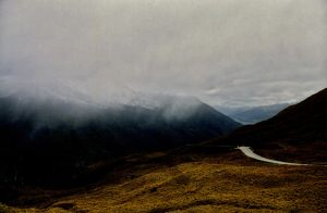 road down the mountain by film400