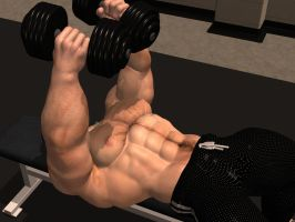 Gym047 by Catweazle01