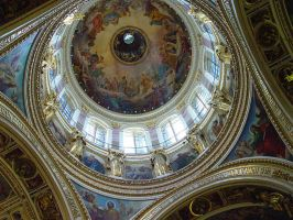 St.Isaac's Cathedral inside by eRiver