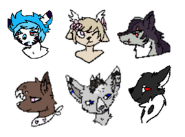 Icon batch by Follow-the-Unleader