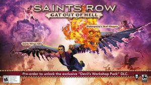Saints Row Gat out of Hell PS3 Game Save Download by misvaxluz