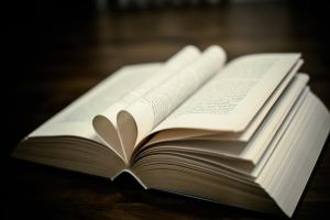 Heart-Shaped Book by valkeeja