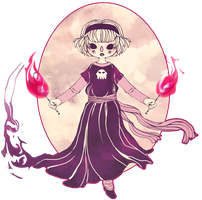 homestuck: Rose by a-lonely-me