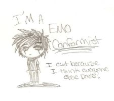 EMO kid by DB-Riddle