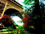 Beautiful Paris by LittleRedHatter