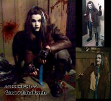Graverobber Repo costume by GlamourKat