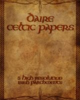Daire Celtic Papers by patslash
