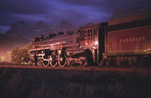 The night train by vindego