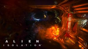 Alien Isolation 046 by PeriodsofLife