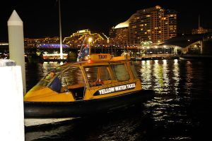 Sydney harbour nights 2 by wildplaces