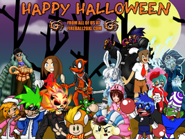 Fireball20xl Halloween by cailencrow