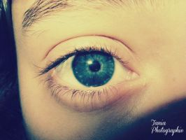 Eye of my little sister - Alyssa by TaniaMPhotographie