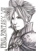 +Cloud Strife-FFVII:AC+ by miku-dchan