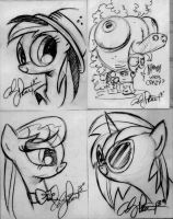 Andy Price Sketches by kng-bowser