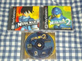 Legends Game Collection by Megaman-Legends-Club
