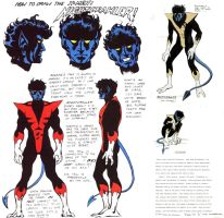 nightcrawler wallpaper by jscheller