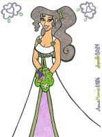 Bride Megara by AnneMarie1986