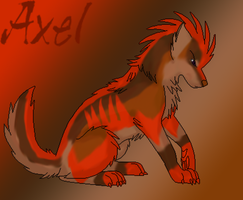 Axel by DappleFeather