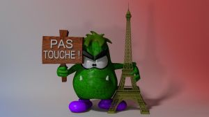 For Paris by 3DSud