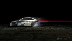 Bmw M3 Most Wanted by Gvs-13