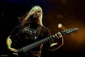Meshuggah 5 by SpinalMesh