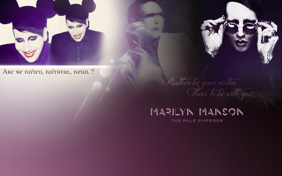 The Pale Emperor Wallpaper by Miss-Red-In-Hell