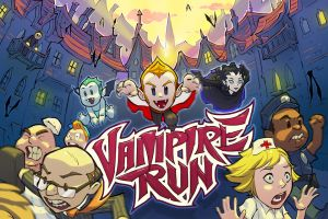 Vampire Run by KeanKennedy
