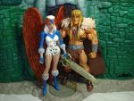 motuc the sorceress by hunterknightcustoms