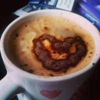 Coffee with love by music-drop