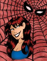 Mary Jane Watson by msciuto