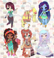 CUSTOM ADOPTS XIII by Lolisoup