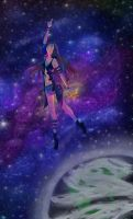 Reaching for the Stars by RayneKyrian