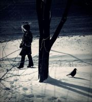 two loneliness... by aloner777