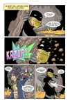 Planet AFL Fight 1 Page 1 by Gaston25