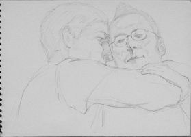 Person of Interest 2012082701  FINCH and REESE by appleFei