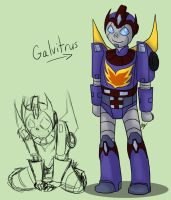 TF OC - Galvitrus by liliy