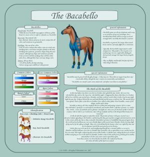Bacabello - Breed Sheet