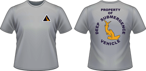 seaQuest T-Shirt (Screen) by viperaviator