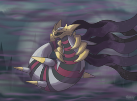 Giratina by pop2by4