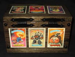 Box 55. Garbage Pail Kids 2. Back by WesleyYoung